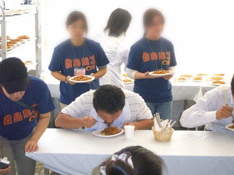 そばめし大食い選手権